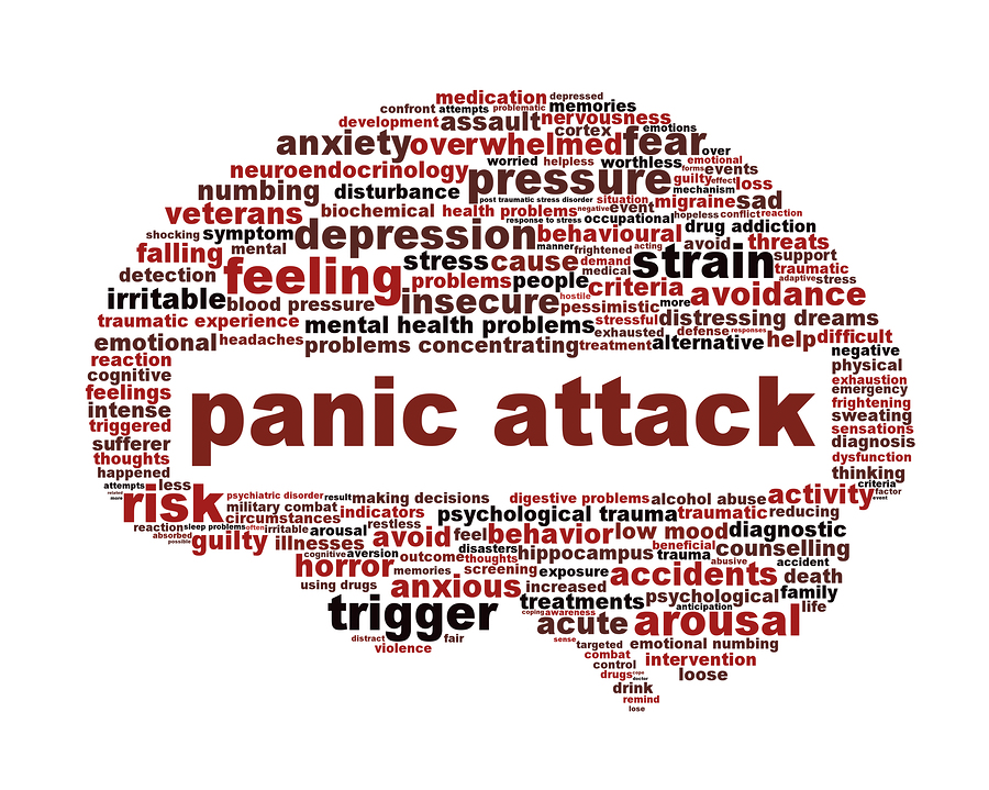 Post Traumatic Stress Disorder and Panic Attacks  Resolved