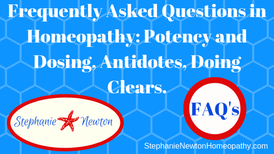 Homeopathy's Frequently Asked Questions