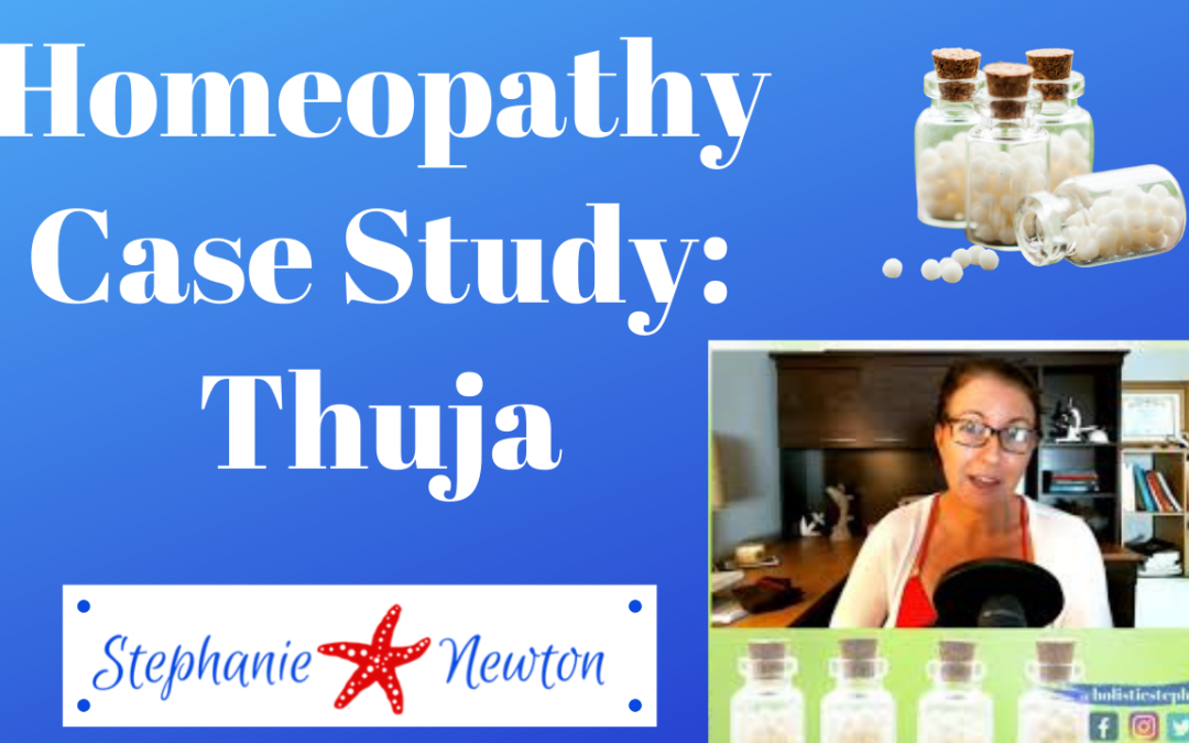 Homeopathy Case Study: Improvement in Selective Mutism, PANDAS/PANS, Anxiety, and Inguinal Hernia using Homeopathic Thuja.